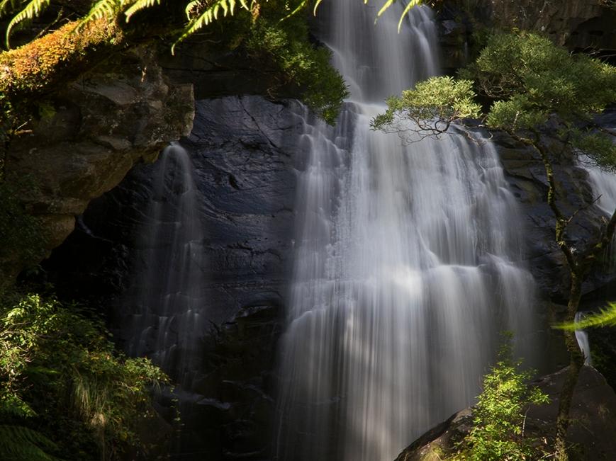 Stevenson's Falls.