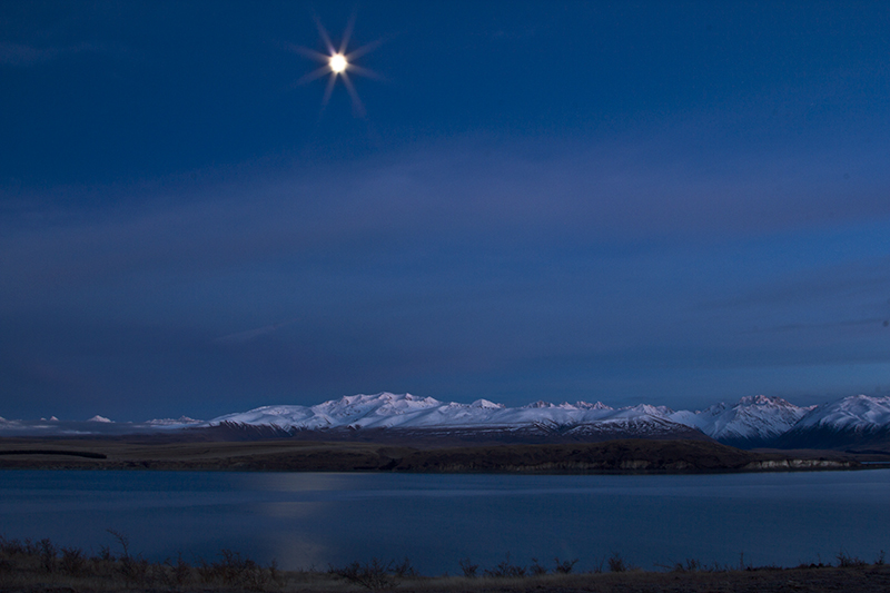 Early Morning Tekapo