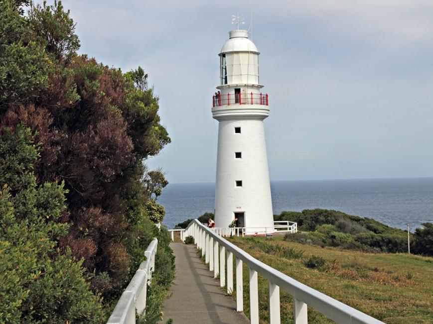 Otway Lighthouse.