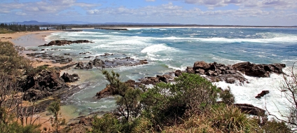 View of Port Macquaurie