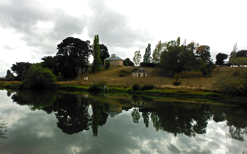 Woolmer's Estate and Maquairie river