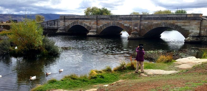Bridge at Ross