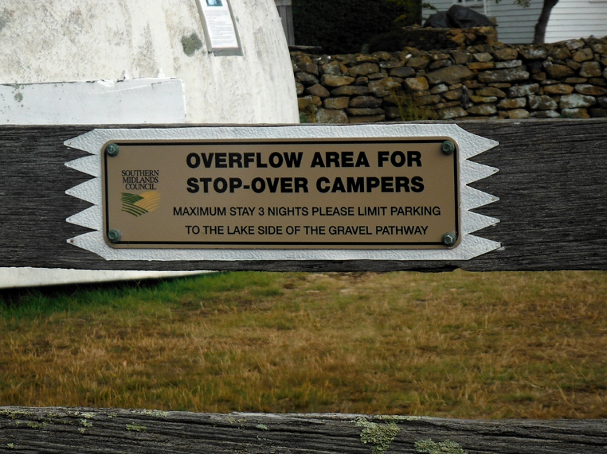 Oatlands Camping#2