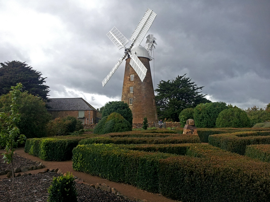 Windmill in Oatlands